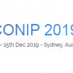 3xPapers accepted at ICONIP 2019